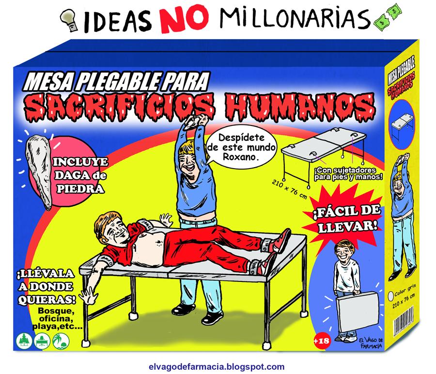 25 Caricaturas del Vago de Farmacia XXIV