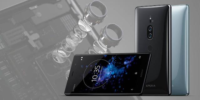 مواصفات وسعر هاتف Sony Xperia XZ2 Premium بالصور