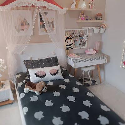 Kamar tidur minimalis sederhana