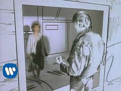 a-ha Take On Me Video Screenshot