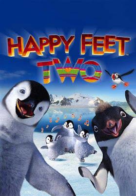 Happy Feet 2 2011 Dual Audio Hindi 480p BluRay 300MB
