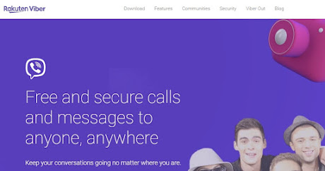 Aplikasi chat Viber