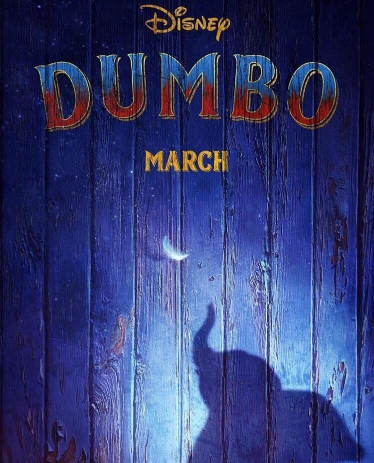 "Dumbo Trailer Y Fecha De Estreno: Disney´s ""Dumbo"" (2019) Primer Trailer"