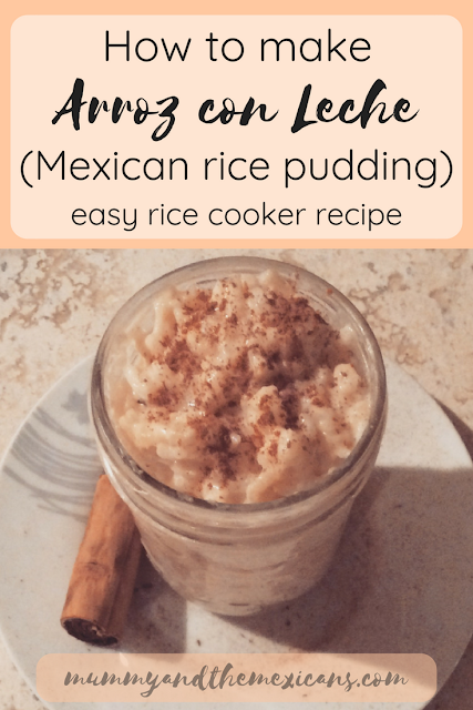 How To Make Arroz Con Leche (Mexican Rice Pudding) Easy Rice Cooker Recipe