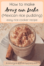Things to do in Mexico when you're hungry #10 Arroz con Leche (easy rice cooker version)
