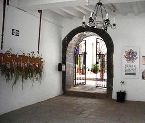 Museo de Plantas Sagradas, Mágicas y Medicinales