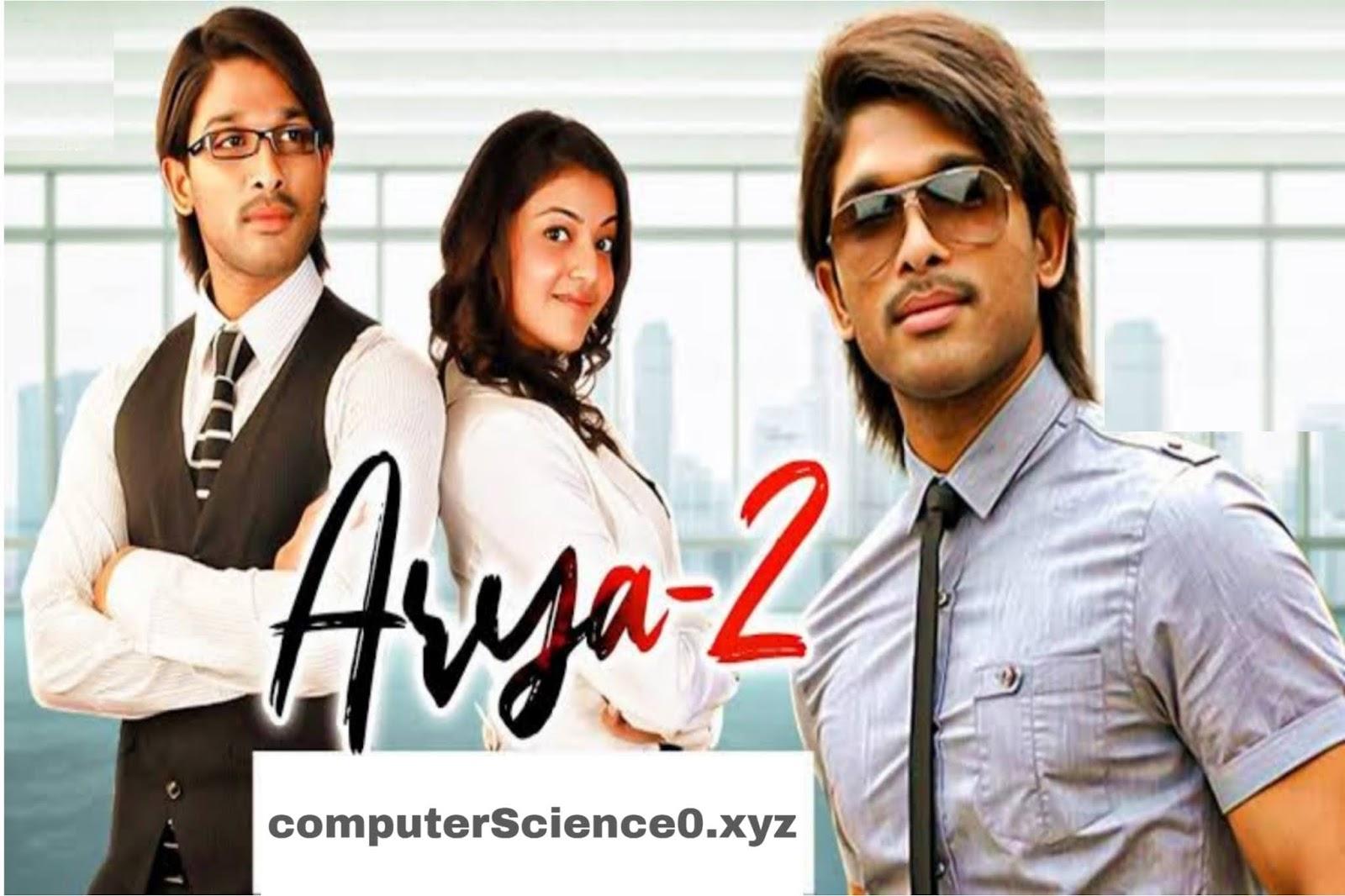 Arya 2 Allu Arjun's Top 19 movies of all time