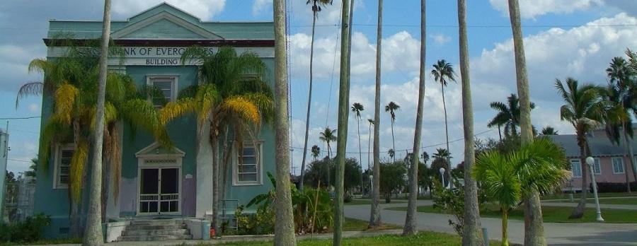 Edificio del Bank of Everglades
