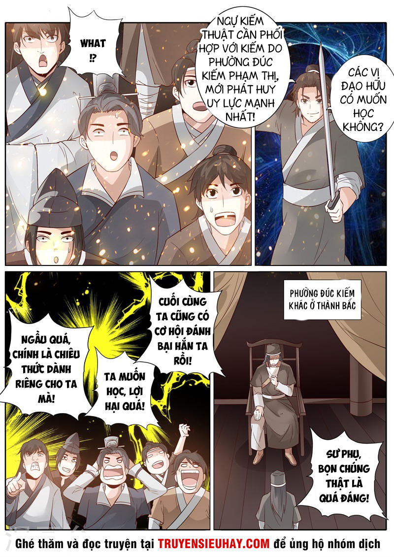 Chư Thiên Ký Chapter 194 video - Hamtruyen.vn