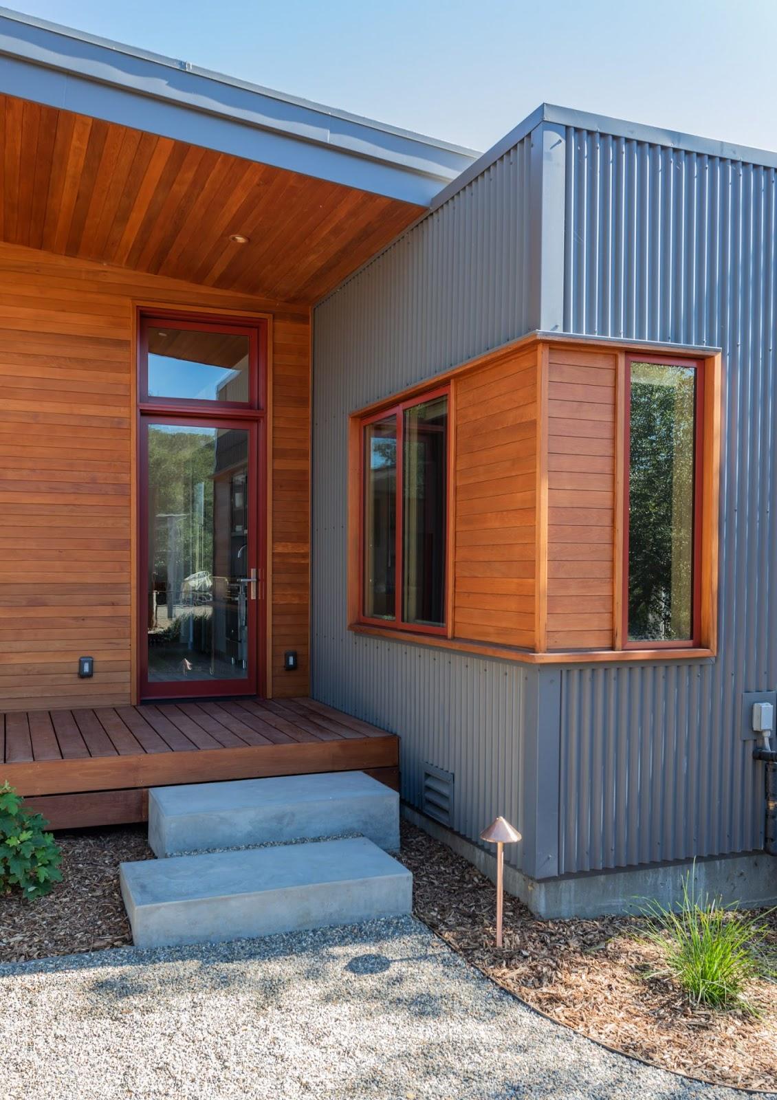 Desain Rumah Minimalis 1 Lantai Dengan Konsep Open Space