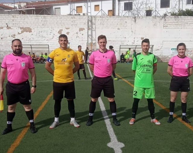 SENIOR:Intenso derbi vs Sierra Segura en el Gonzalez Santoro que acaba en tablas(2-2) J13