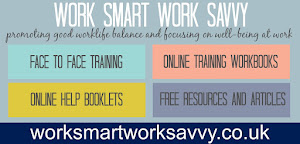 Work Smart Work Savvy website...
