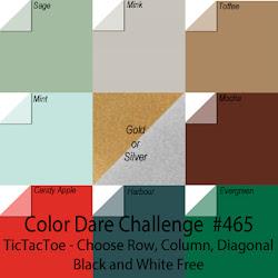 Challenge #465 - TicTacToe