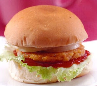 Shrimp Burger Recipe