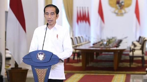 Jokowi Bicara Hoax soal UU Cipta Kerja, KSPI: Belum Buat Kami Tenang