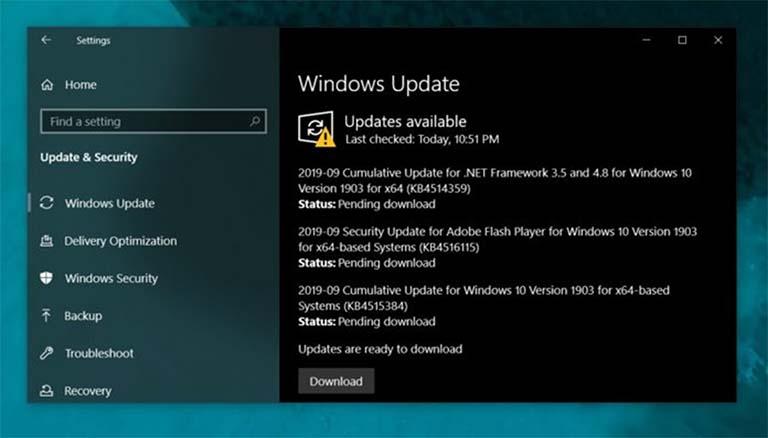 Pembaruan Windows 10 Ke Build 18362.356 Kini Tersedia Untuk Diunduh