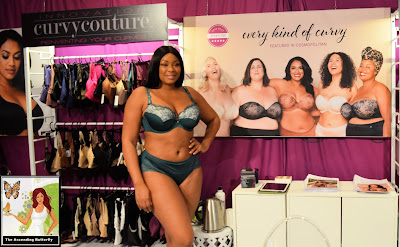 Curvy Couture Exhibitor Booth at CURVEXPO CURVE NEW YORK