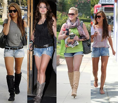 Swiss Collections Style.: Denim Shorts Therapy