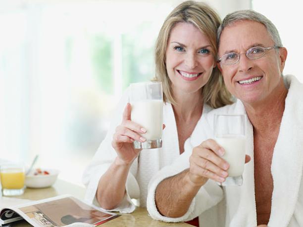 Fungsi Mengkonsumsi Susu Tinggi Kalori