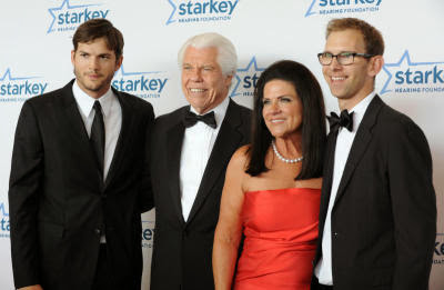 Starkey Foundation's 2013 So the World May Hear Awards Gala