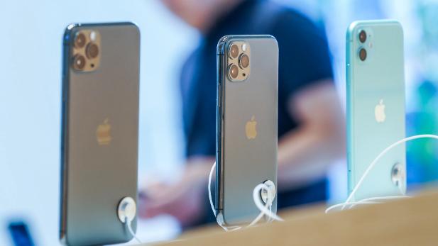 تقرير.. شركة أبل رفعت وتيرة إنتاج الهاتف أيفون 11 بنسبة 10 في المئة.
