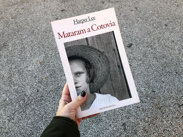 Mataram a Cotovia  | Harper Lee