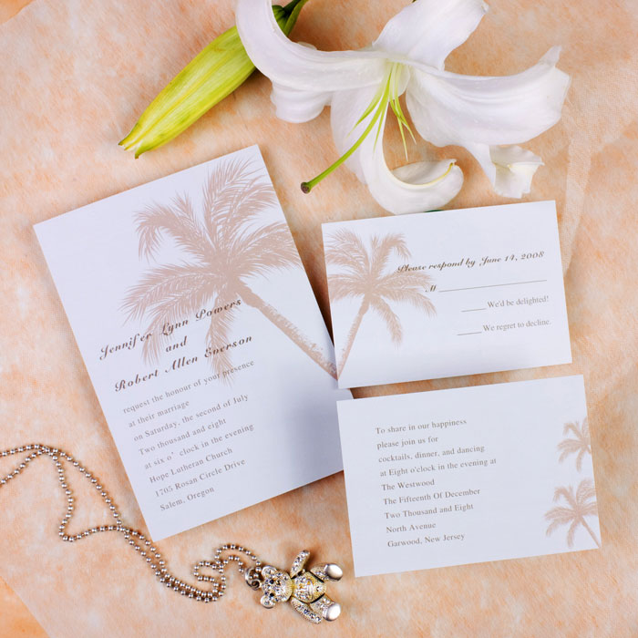 For Beach Wedding Invitation Sample: Share Inexpensive Wedding Invitations For Brides And Groom