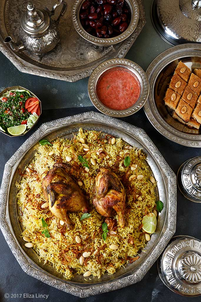 Arabic food picture