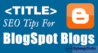 Optimizing Blog Titles for higher search results