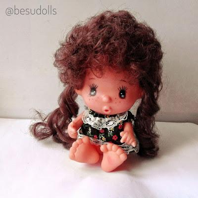 Moja kolekcja lalek cz. 12- lalki vintage. /My dolls collection part XII