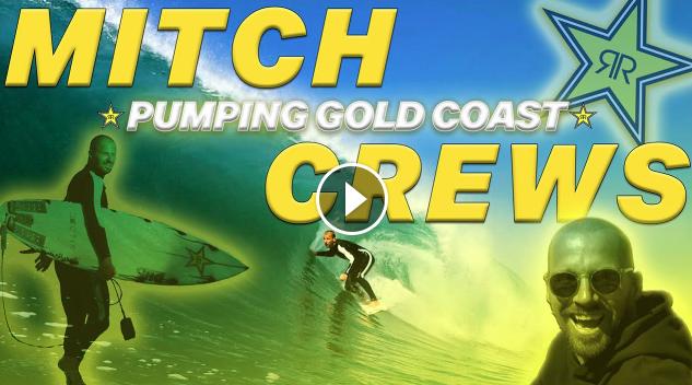 Mitch Crews Vlog Surfing the Gold Coast Ep 1