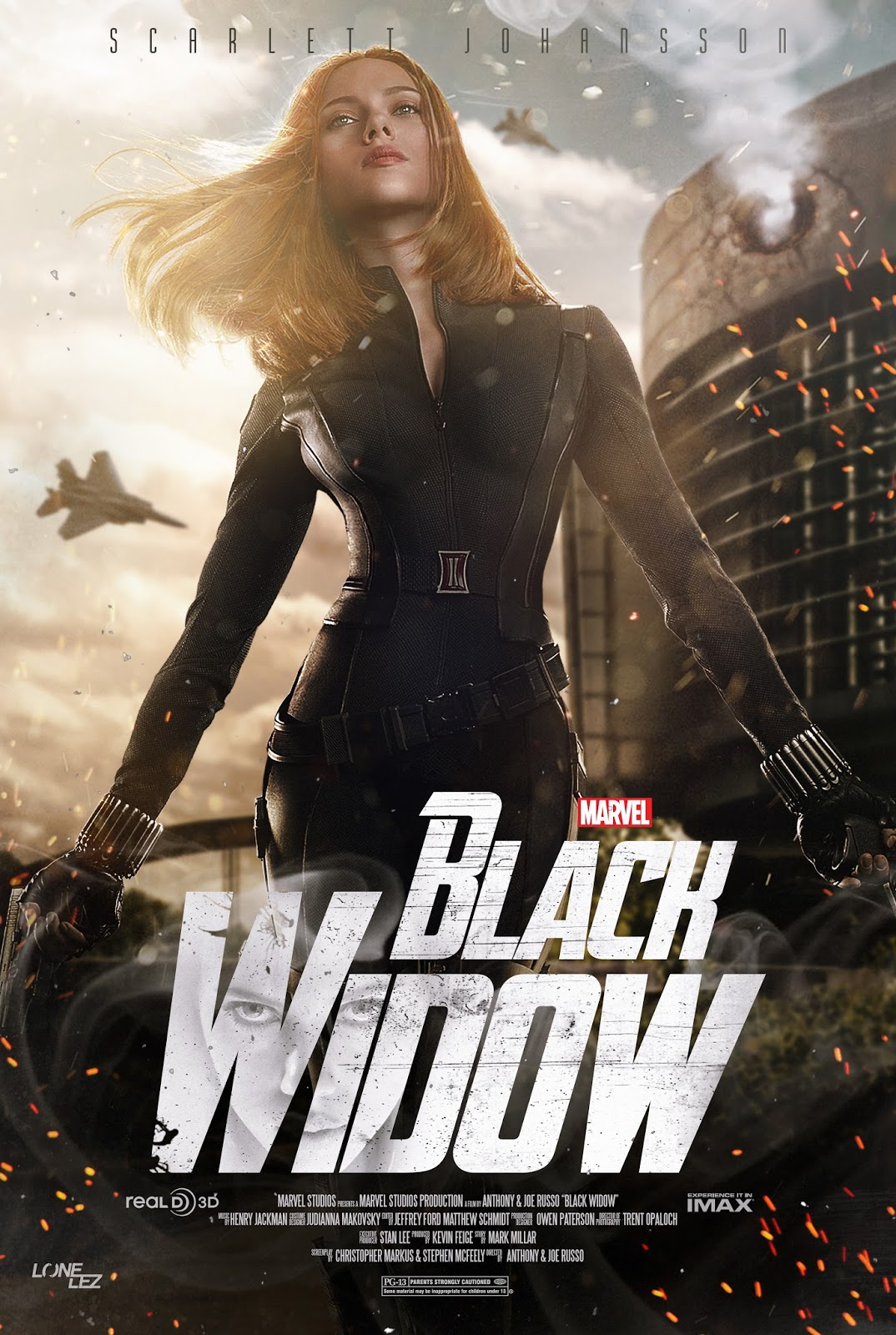 Black Widow after Civil War + New Solo Movie? | THEORY ... - photo#8