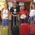 Seis atletas revelados na Escolinha de Atletismo Flamengo na seleção Baiana que disputa o 41º troféu norte nordeste em Recife – PE neste fim de semana