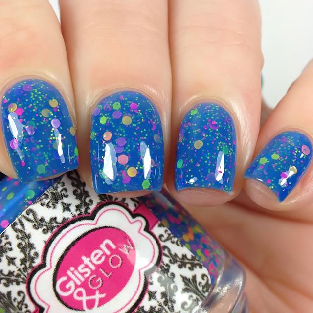 Glisten & Glow-Baby Shark Doo Doo Doo Doo Doo Doo