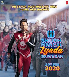 Shubh Mangal Zyada Saavdhan (2020) Full Movie Watch Online Review