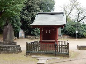 三芳野神社大黒社
