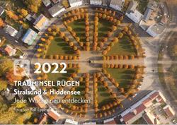 Rügen Wochenkalender 2022