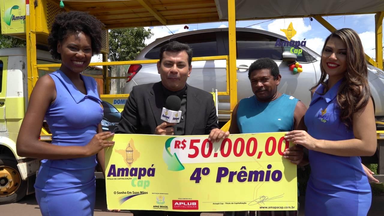Ganhadores do Amapá Cap