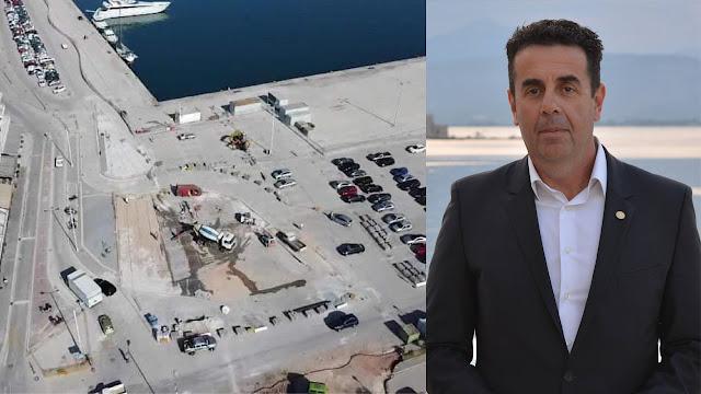 Δ. Κωστούρος: Ο κόμβος στην Πειραιώς είναι η ανάπλαση της εισόδου των επισκεπτών προς το ιστορικό κέντρο και το λιμάνι