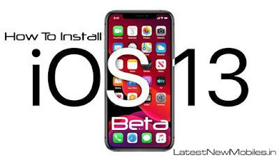 Apple has Released a public beta of iOS 13