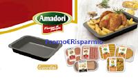 Logo Amadori ti regala la Teglia Guardini : premio certo