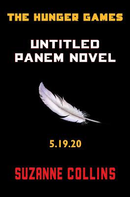 untitled Panem novel temporary novel cover