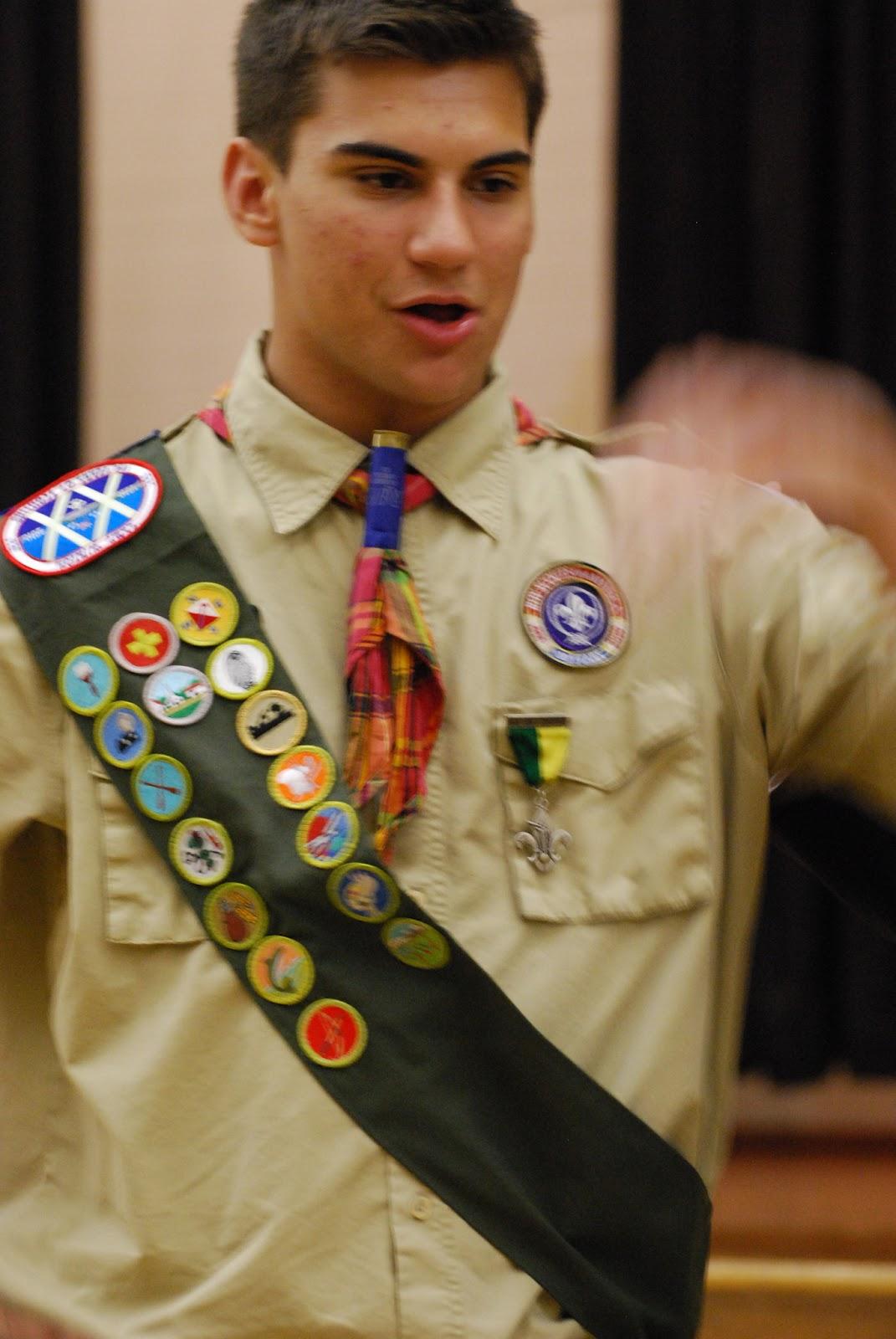 Amorris My Boy Scout