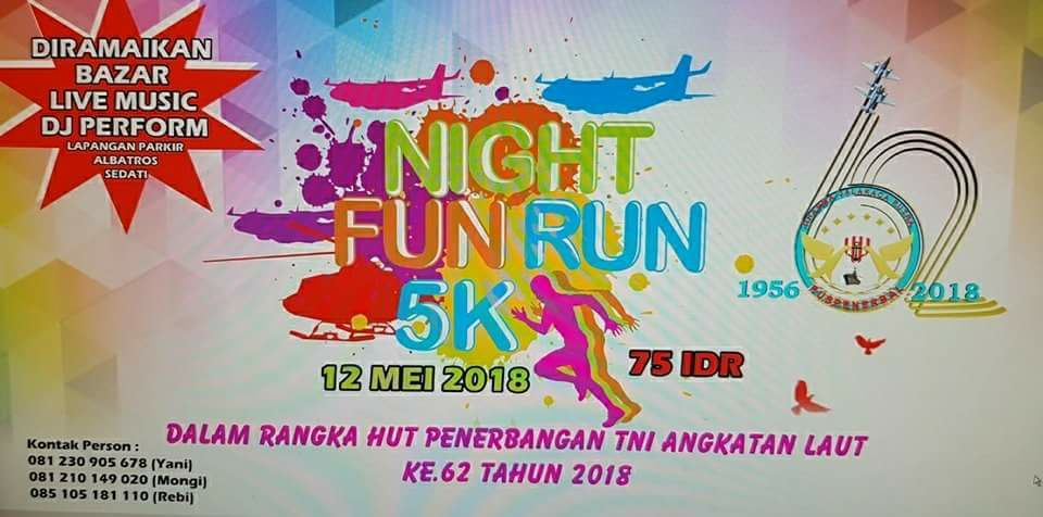 Night Fun Run • 2018