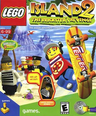 Lego Island 2 - The Brickster's Revenge Full Game Download