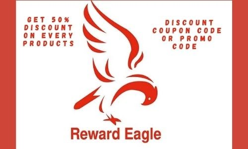 At Reward Eagle Coupon Code To Save Money Up To 50%
