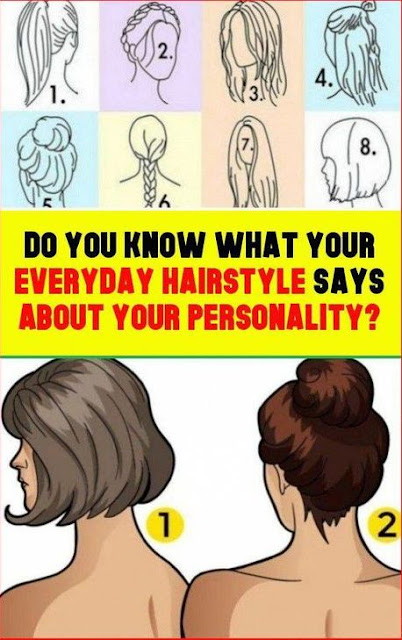 Do You Know What Your Everyday Hairstyle Says About Your Personality?