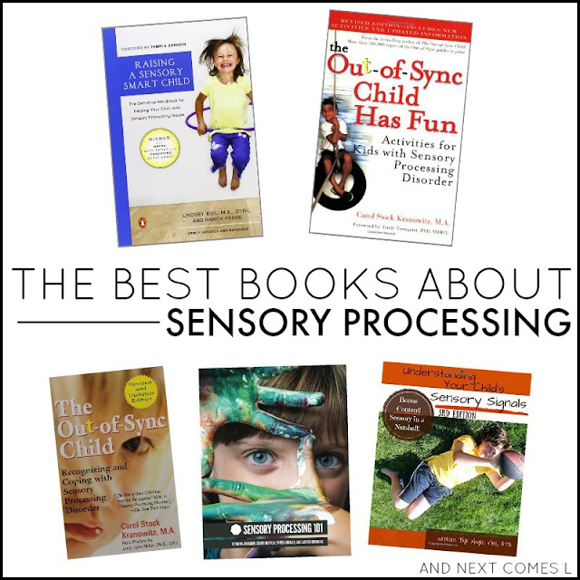 Best books about sensory processing