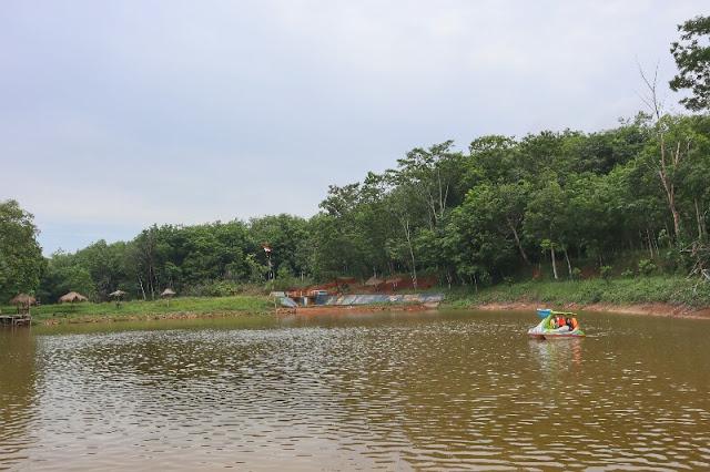 Objek Wisata Bendungan Mariam Tanjung Rejo