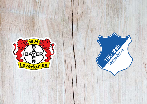 Bayer Leverkusen vs Hoffenheim -Highlights 31 August 2019
